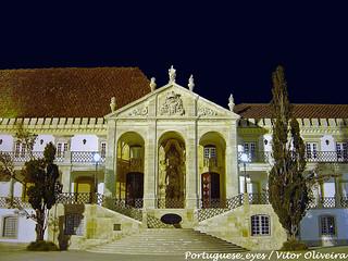 Via Latina - Universidade de Coimbra - Portugal