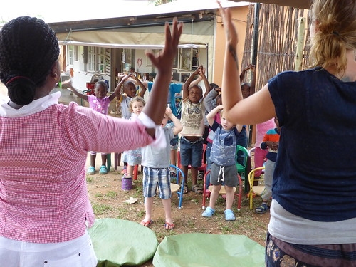 End of year party rehearsals, November 2015 | by guba.swaziland