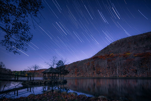 lightpainting coldspringny hudsonhighlands calm peaceful astrophotography lakevalhalla fullmoon lake philipstown lateautumn twilight tranquil hudsonrivervalley gazebo teahouse serene hudsonvalley