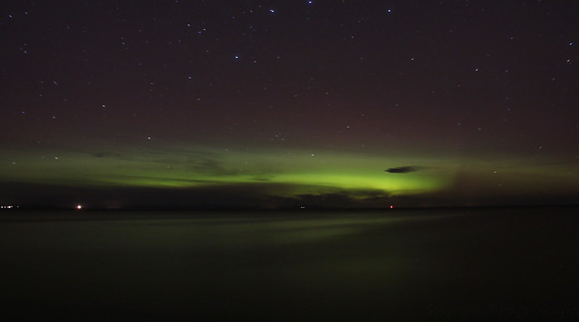 Findhorn Aurora Glow