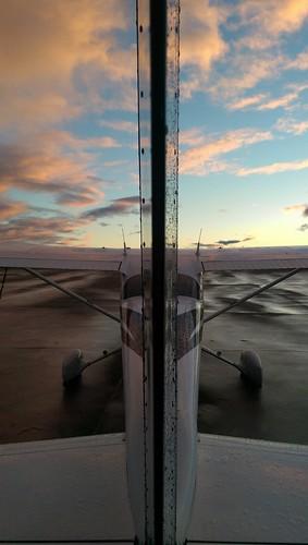 sky training plane cork aviation flight wing skyhawk cessna 172 corkairport atlanticflighttraining