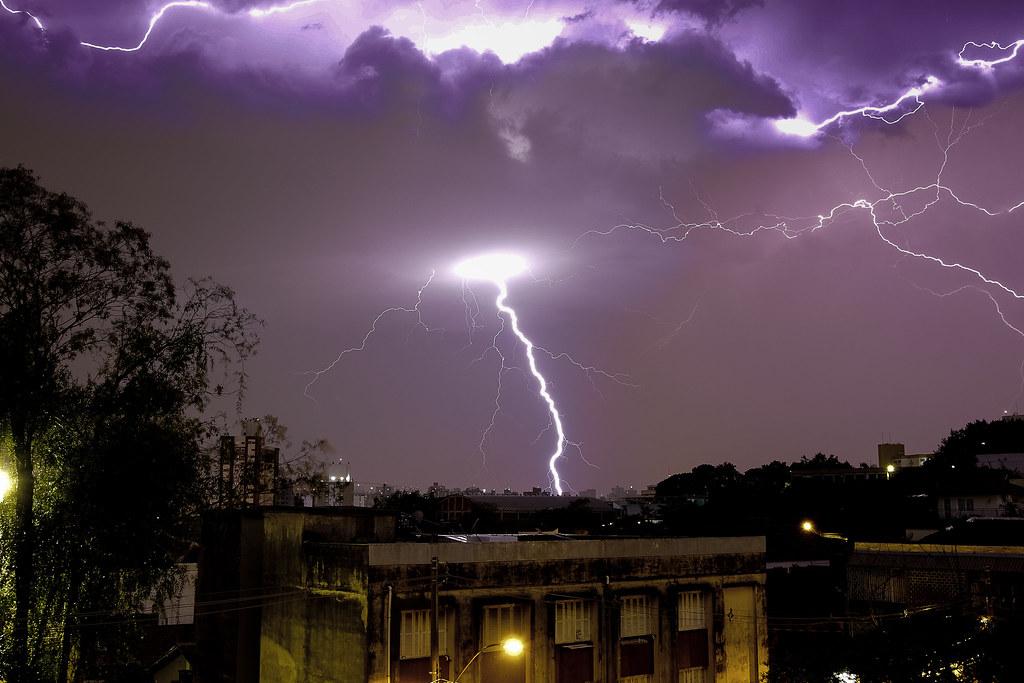 Raios Porto Alegre 21-09-15