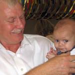 Jüngster Teilnehmer ist ein neues Enkelkind von Kapellmeister Jakob Gross