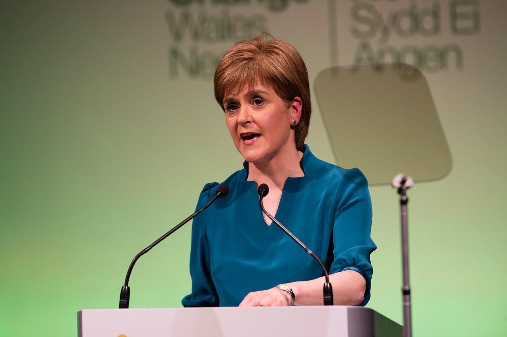 Nicola Sturgeon 26_ 2015 Conf_Cyn
