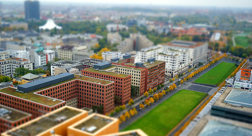 panorama berlin toy tiltshift 2015 panoramablick