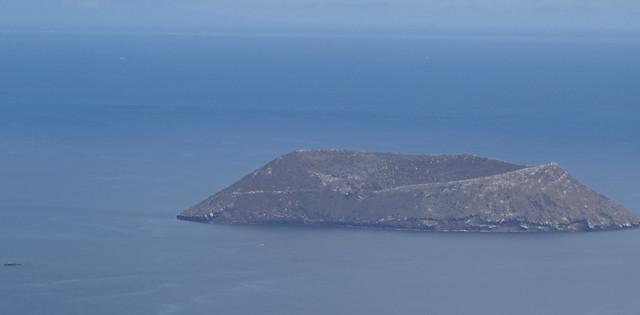 vista desde el aire Islas Galapagos Ecuador 02