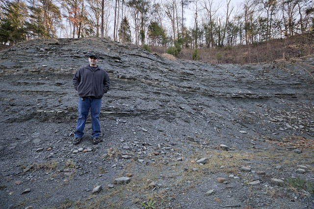 Rockwood formation, Hamilton County, Tennessee