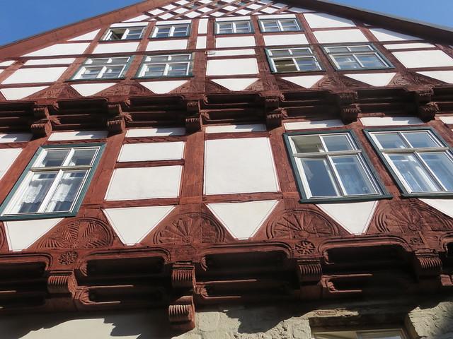 Quedlinburg: Breite Straße 42