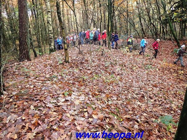 2016-11-16    3e Rondje-WolfHeze   25 Km  (122)