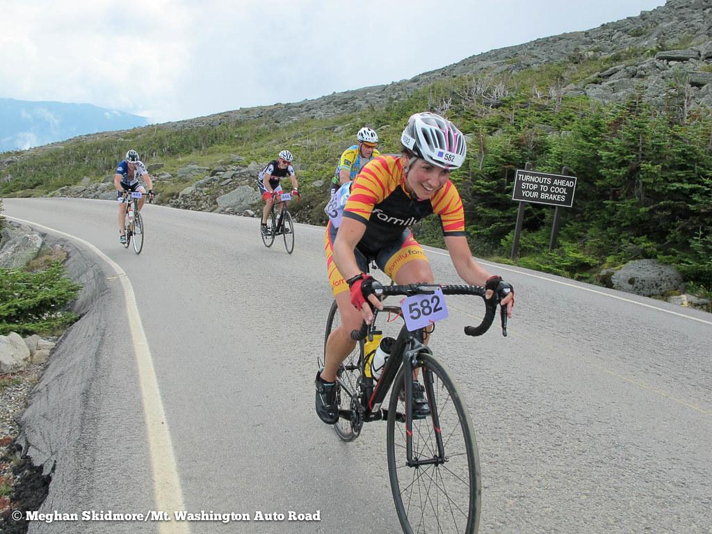 Mt Washington Hill Climb >> Mt Washington Auto Road Bicycle Hillclimb Mt Washington