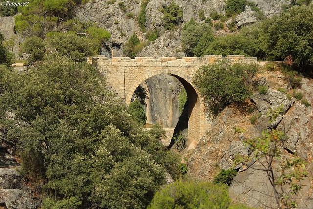 Puente sobre el Arroyo de Guazalamanco