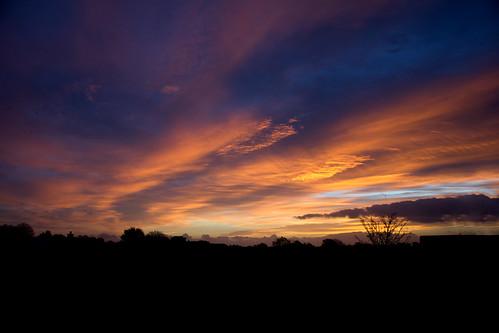 ireland dublin clouds sunrise canon eos dawn blueandorange sunup kendowdall