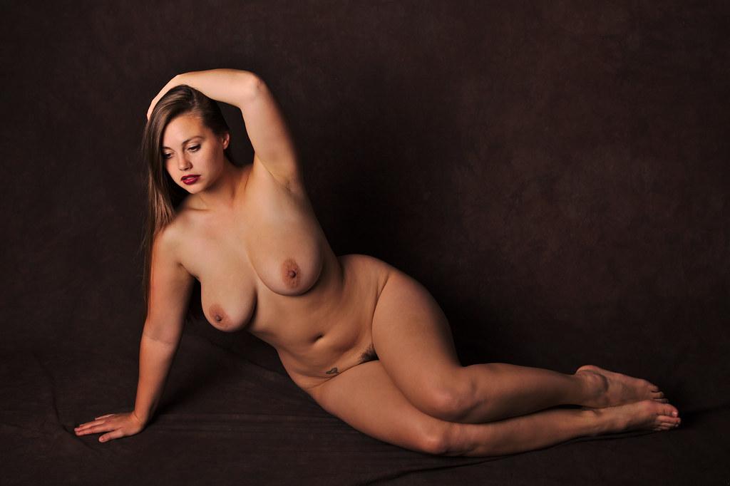 Ass big curvy nude women