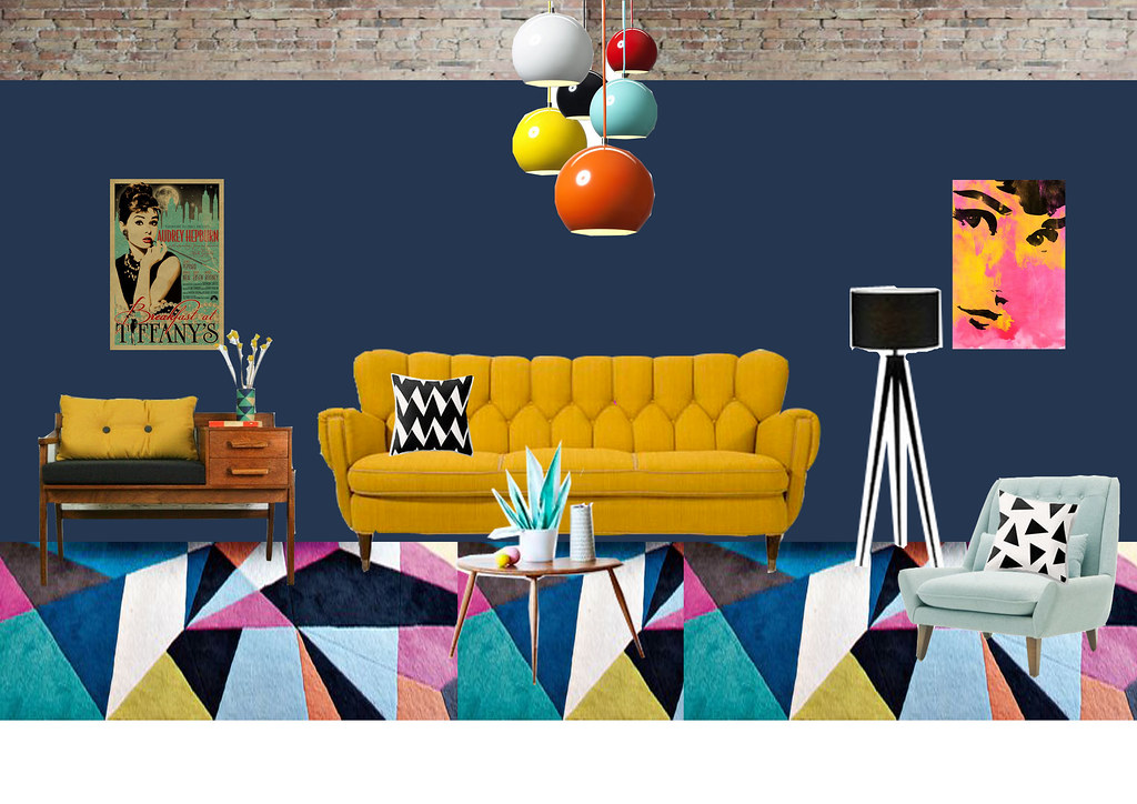 7 Layers Living Room Interior Decoration Assignment I Cho Flickr