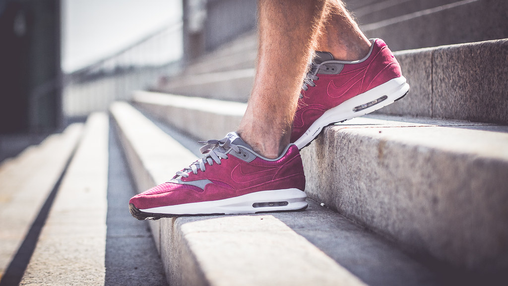 detailed look c9fb6 54a2f ... Nike Air Max 1 ID FC Barcelona   by MartijnKoevoets