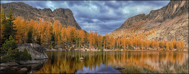 Upper Cathedral Lake, Pasayten Wilderness