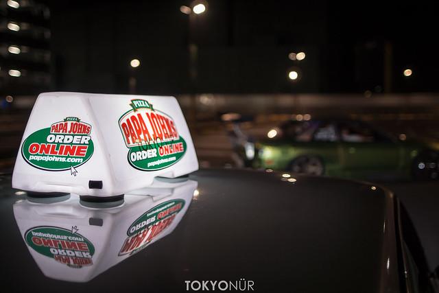 No Tofu We Pizza : Street Close? Gotta Find Another Way... - Freee's Ryohey's Nissan C34 Laurel