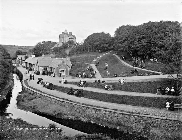 Spa Baths, Lisdoonvarna, Co. Clare