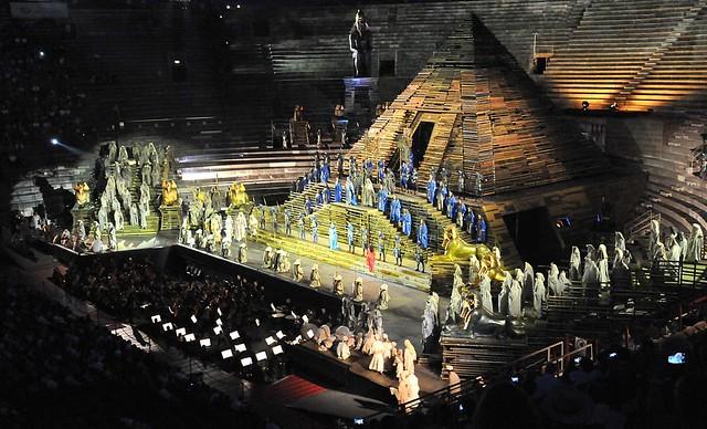 Aida, Arena di Verona (11.8.2015) - 1