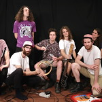 Tue, 15/09/2015 - 2:50pm - King Gizzard and The Lizard Wizard Live in Studio A, 9.15.2015 Photographer: Nick D'Agostino