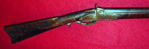 Samuel Smith Rifle - Made At Astoria, Illinois