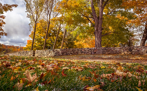 Fall and first snow   by fbkphotography
