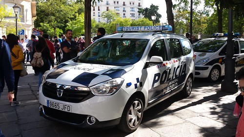 Policía Municipal de Madrid | by emergenciases