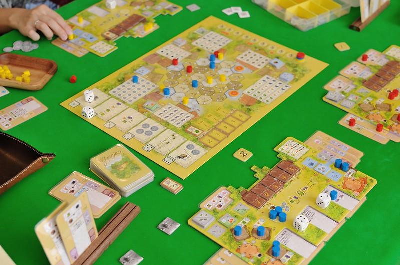 Best Farming Board Games La Granja