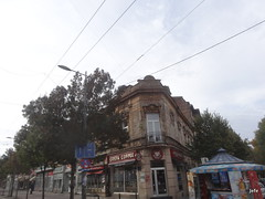 Leaving Belgrade (Serbia)...