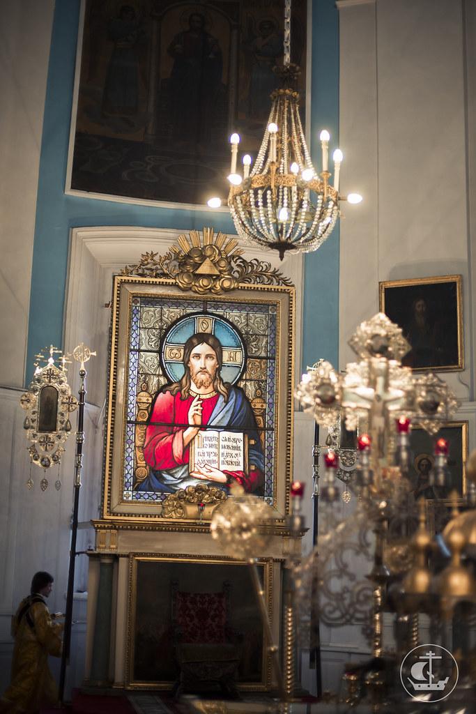 22 ноября 2015, Литургия в Князь-Владимирском соборе Петербурга / 22 November 2015, Liturgy in the Prince St. Vladimir's Cathedral St. Vladimir's Cathedral (St. Petersburg)
