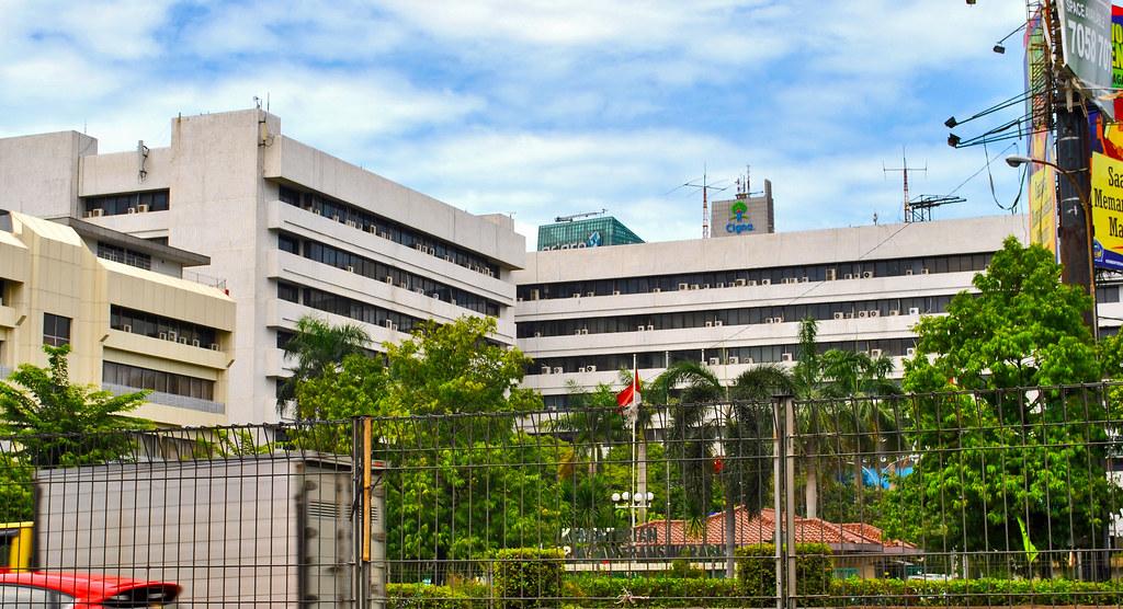 Gedung Kementerian Tenaga Kerja
