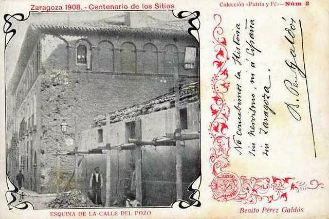 Calle del Pozo 1907