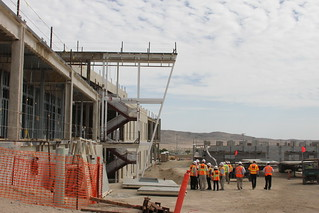 USACE senior leaders visit Fort Irwin Hospital project | by U.S. Army Corps of Engineers Los Angeles District