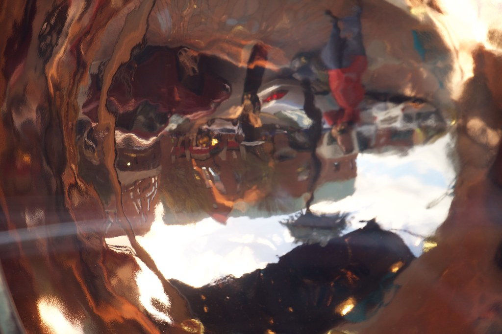 Copper Reflection