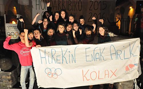 Hirekin enak ariki + Kolax