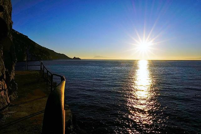 Praiano sunrise [Furore>Marina della Praia<Praiano]