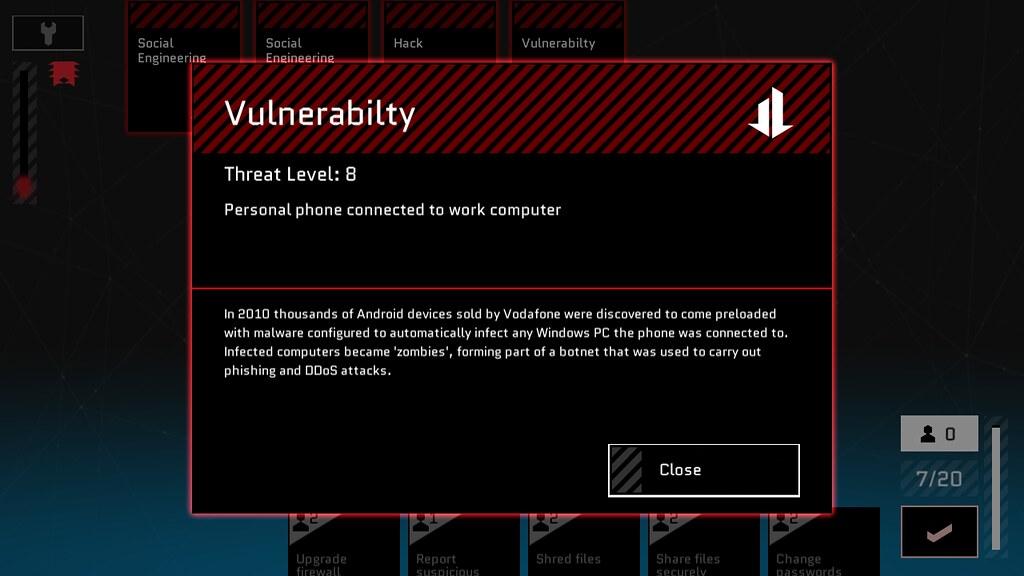 PRELOADED | Zero Threat – PRELOADED