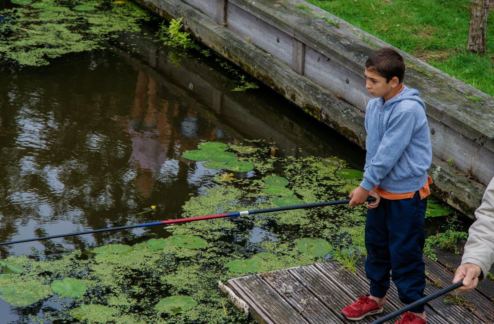 Blub, ik ben een vis (5)