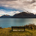 Seat with a view by Kiwi Tom