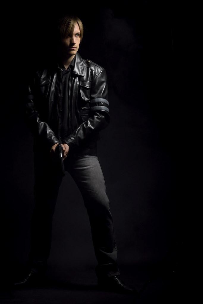 Cosplay Leon S Kennedy Resident Evil 6 Laurent Ringeval