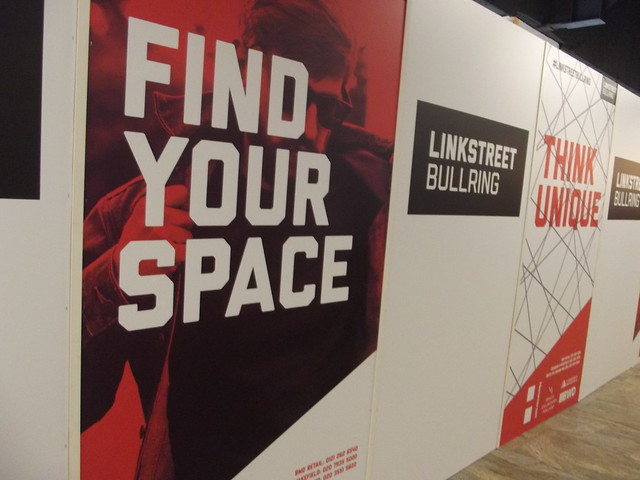 Bullring Link Bridge - Link Street - Find Your Space