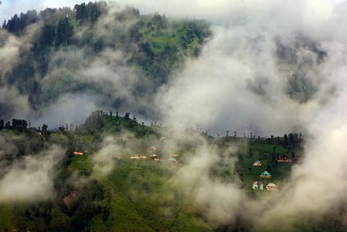 green nature clouds kashmir haveli ajk azadkashmir nezapir