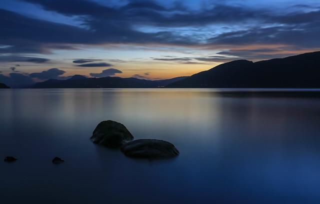 Loch Ness Blues.