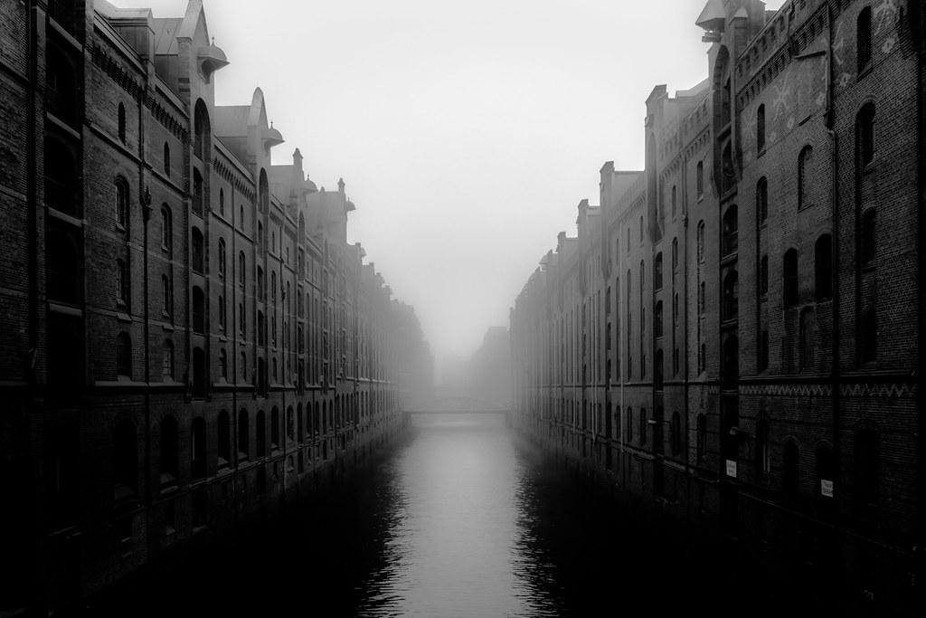 """Misty """"Speicherstadt"""""""