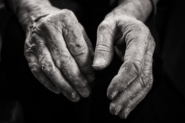 Ag Déanamh Aráin / Making Bread 14