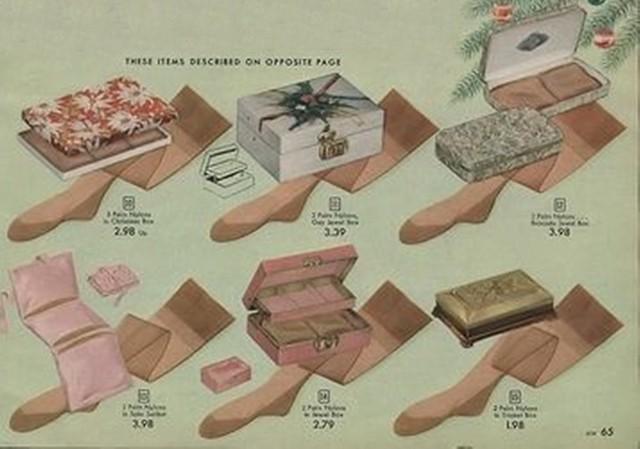 Simpsons - Sears Christmas Catalogue 1957
