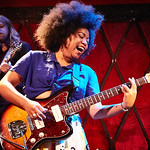 Mon, 17/10/2016 - 5:12am - Seratones broadcast for WFUV Public Radio from Rockwood Music Hall in New York City, October 17, 2016. Hosted by Russ Borris. Photo by Gus Philippas/WFUV