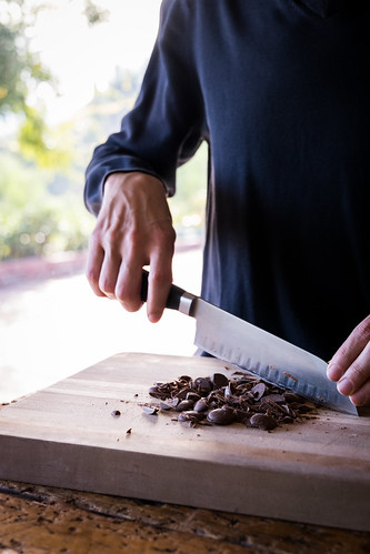 milk chocolate to make it extra creamy | by Husbands That Cook