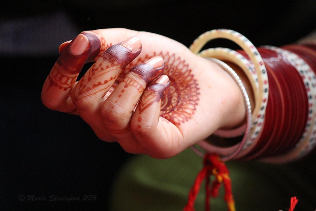 Seetal's Chura (bangle) ceremony   Photographs from Seetal a