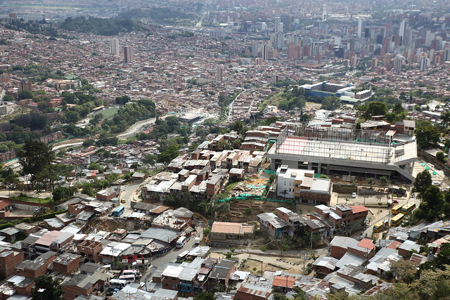 Many credit the city's transformation to Sergio Fajardo, a former mayor of Medellín (2003 to 2007), who is now governor of Antioquia, the province of which Medellin is the <br /> <br /> A charismatic mathematician and son of an architect, Fajardo believes transport systems, education and good use of urban and public space are tools to help communities integrate and foster a sense of civic pride. It's a vision that three successive mayors have shared.<br /> <br /> Along with a long-term master plan, experts also say Medellin's success lies in using a mix of public and private funds to finance urban development.<br /> <br /> Medellin's makeover has been partly funded by the profitable regional utilities provider Public companies of Medellin (EPM). The energy company is owned by the city and hands over some $450 million a year for development projects.